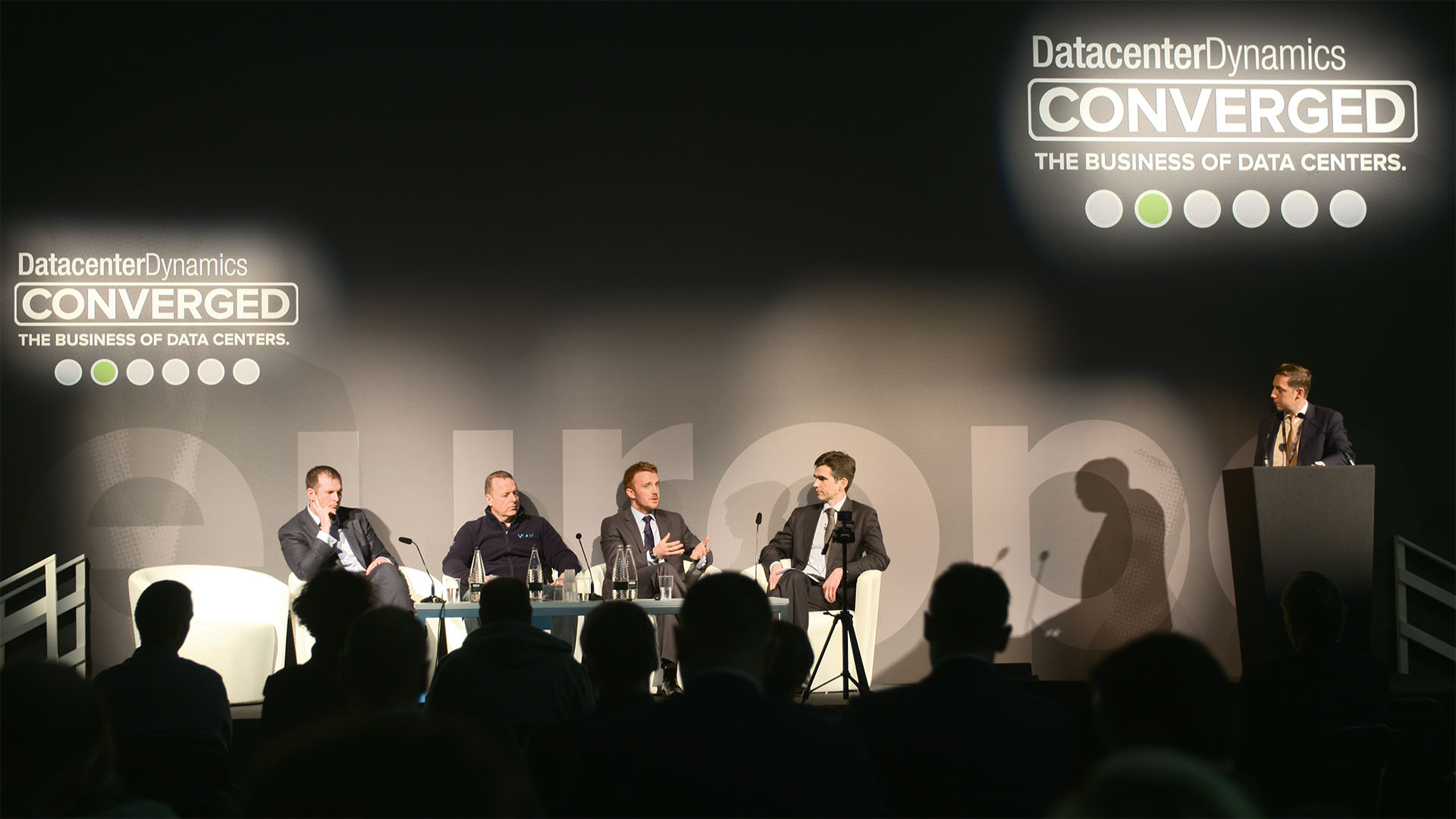 Panel Discussion at a Trade Show